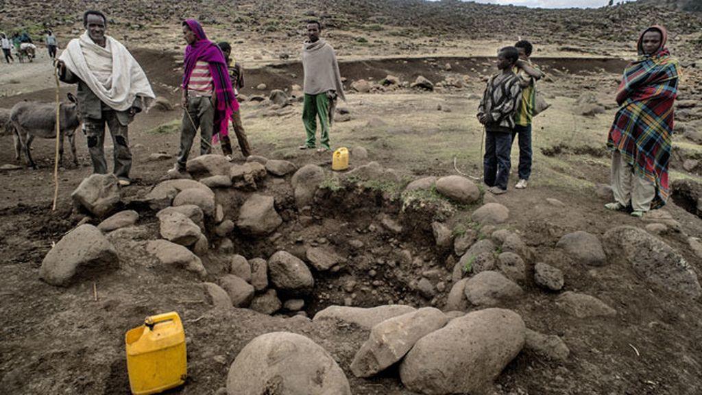 Etiopía sufre la peor sequía de los últimos 50 años