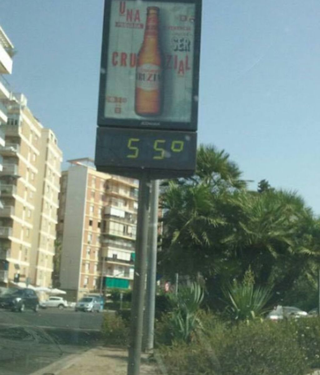 Los primeros días de septiembre, los más calurosos de la historia