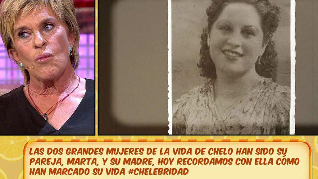 """Chelo Gª Cortés: """"Me dijeron que mi madre había cometido un pecado porque se había quitado la vida"""""""