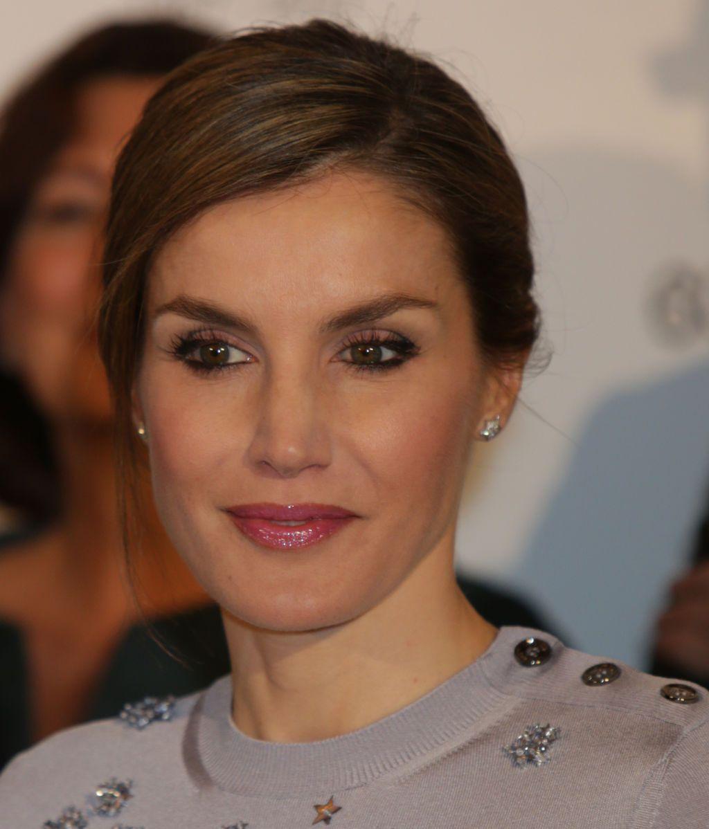 La reina Letizia se suma al peinado tendencia entre las celebrities