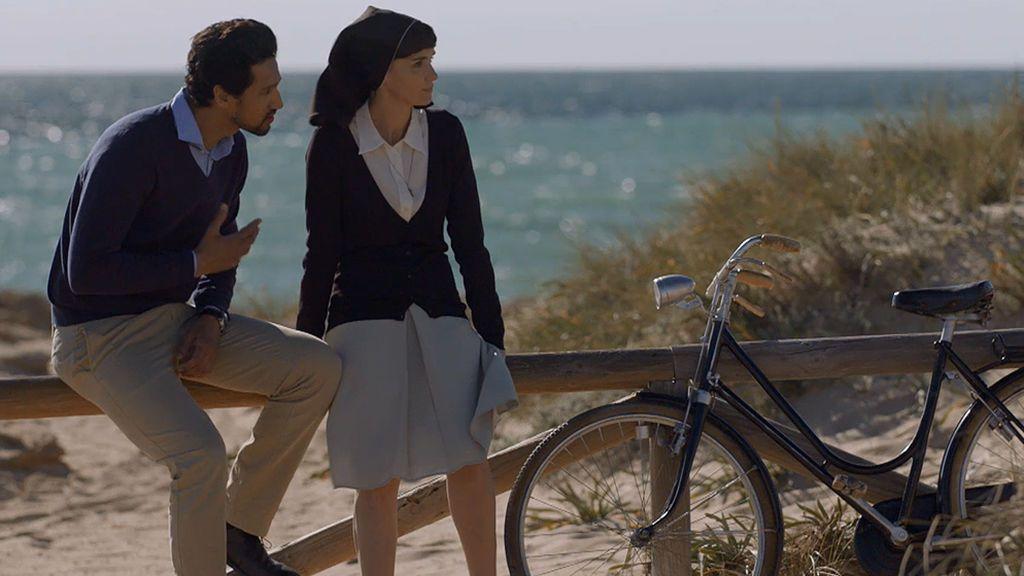 Bruno descubre que Sor Lucía se quedó embarazada hace 20 años