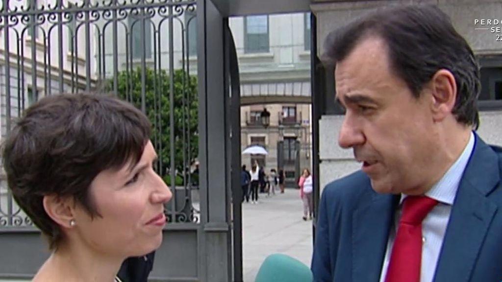 """Martínez-Maíllo, de los Presupuestos: """"Cuando gobernaba el PSOE hacía cosas parecidas"""""""