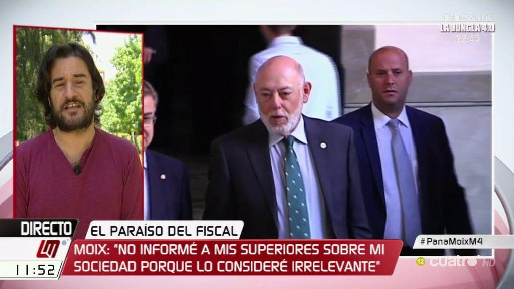 """Manuel Jabois: """"Moix es un cadáver político andante"""""""