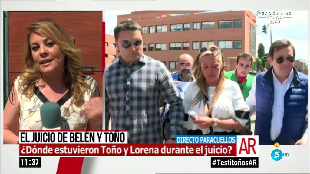 """Melisa, sobre el juicio entre Belén y Toño: """"Hubo contradicciones entre los economistas de las dos partes"""""""