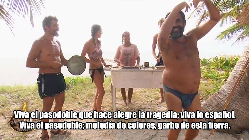 'Viva el pasodoble'