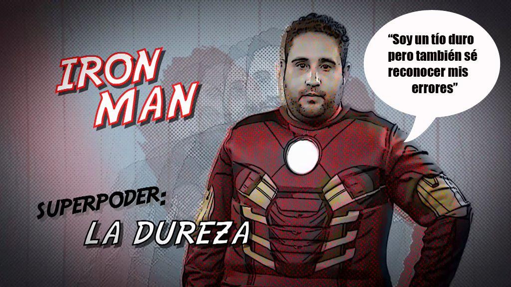 Todos somos un poco superhéroes en la vida real