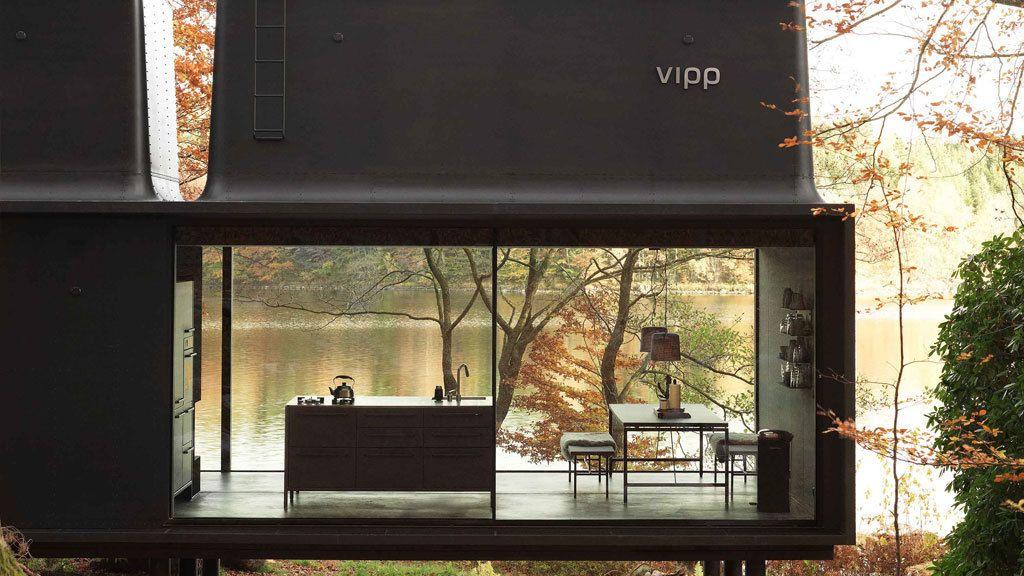 Un refugio de diseño, movible y por 485.000 euros