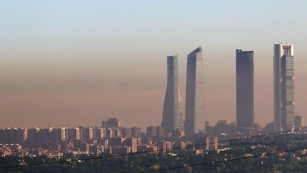La contaminación del aire produce 25.000 muertes prematuras en España al año