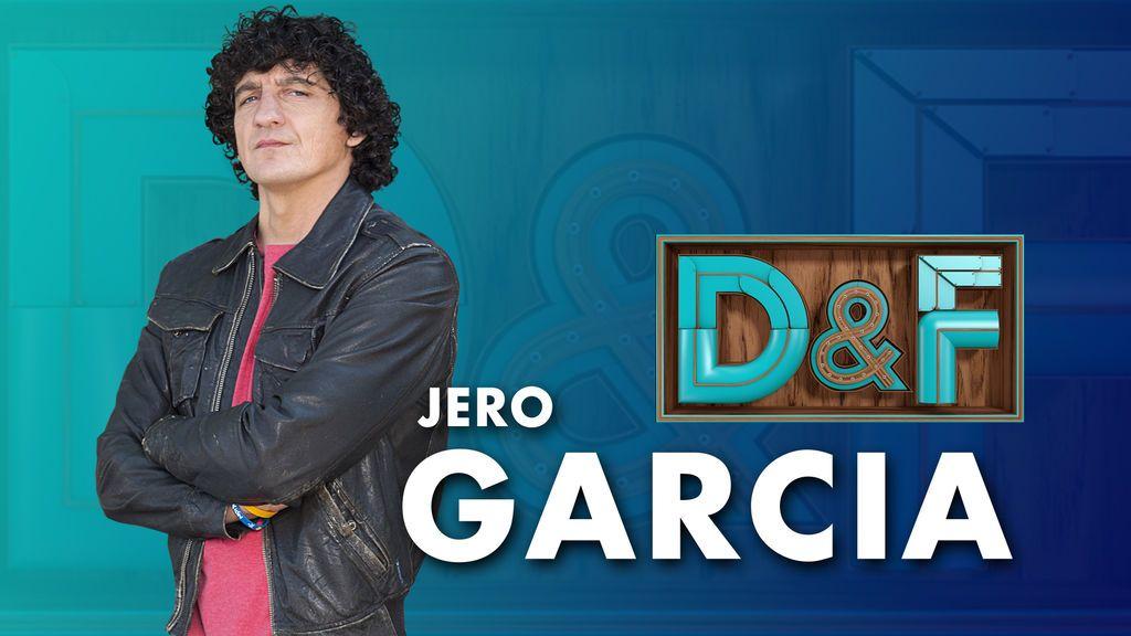 Hoy en 'Dani&Flo'...  Jero García