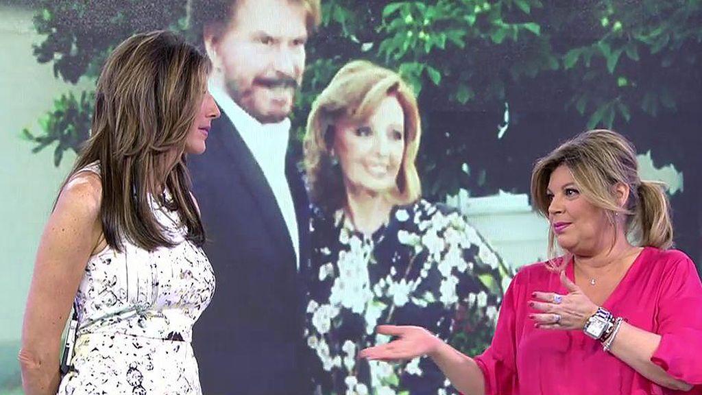 Teresa Campos ha recuperado la visión