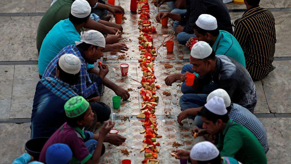 Mes sagrado del Ramadán en la India