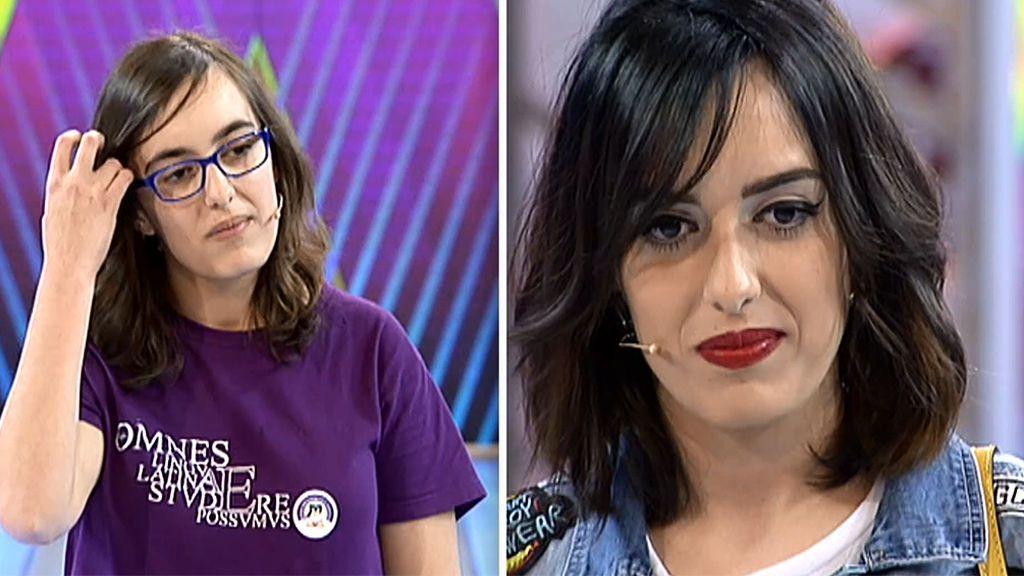 Natalia Ferviú se inspira en sí misma para el cambio de Isa
