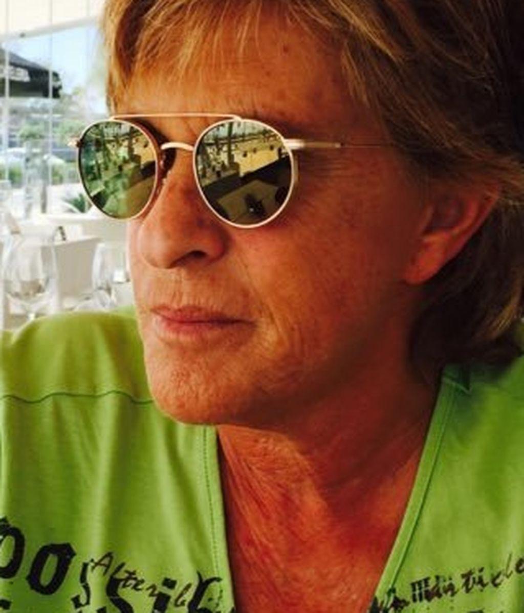 Chelo García Cortes, feliz y animada después de su momento más duro en 'Sálvame'