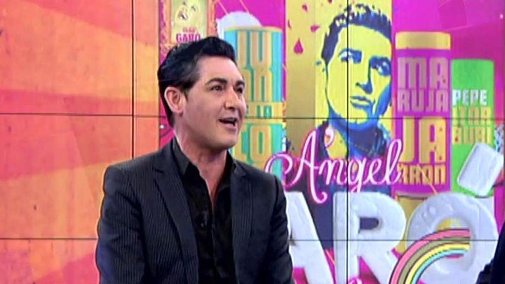 """Angie, sobrina de Ángel Garó, le defiende tras las acusaciones de su ex: """"Lo que está haciendo me parece ruin y deleznable"""""""