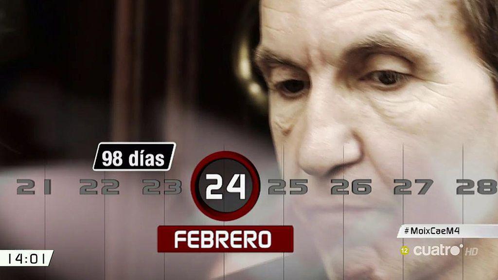 Las polémicas en los 98 días de Moix como Fiscal Jefe Anticorrupción