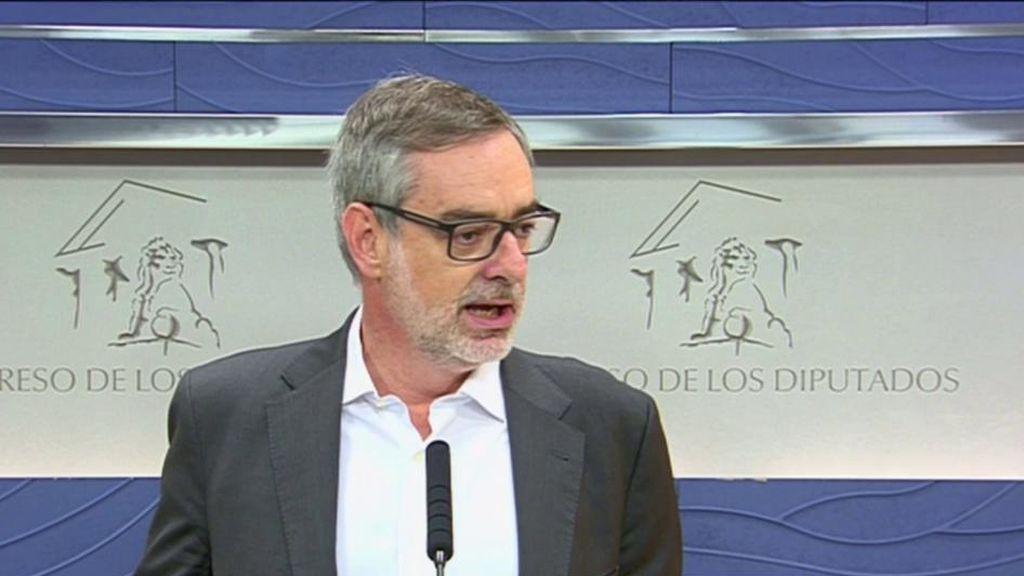 """Villegas: """"Las declaraciones de Maza nos convencen de que debe abandonar su cargo"""""""