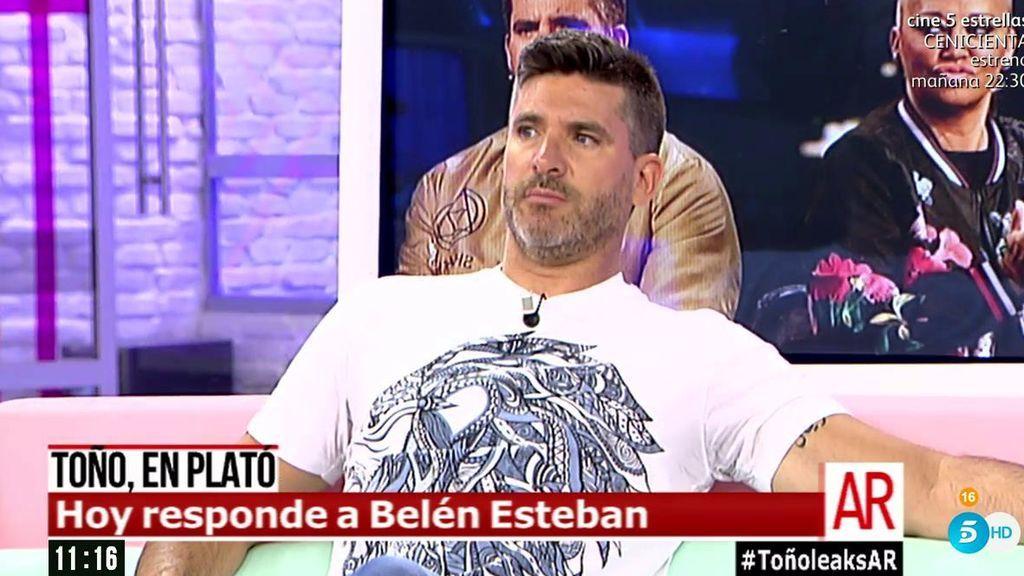 """Toño Sanchís: """"Hemos ganado a una gran actriz, el número que ha hecho es impresionante"""""""