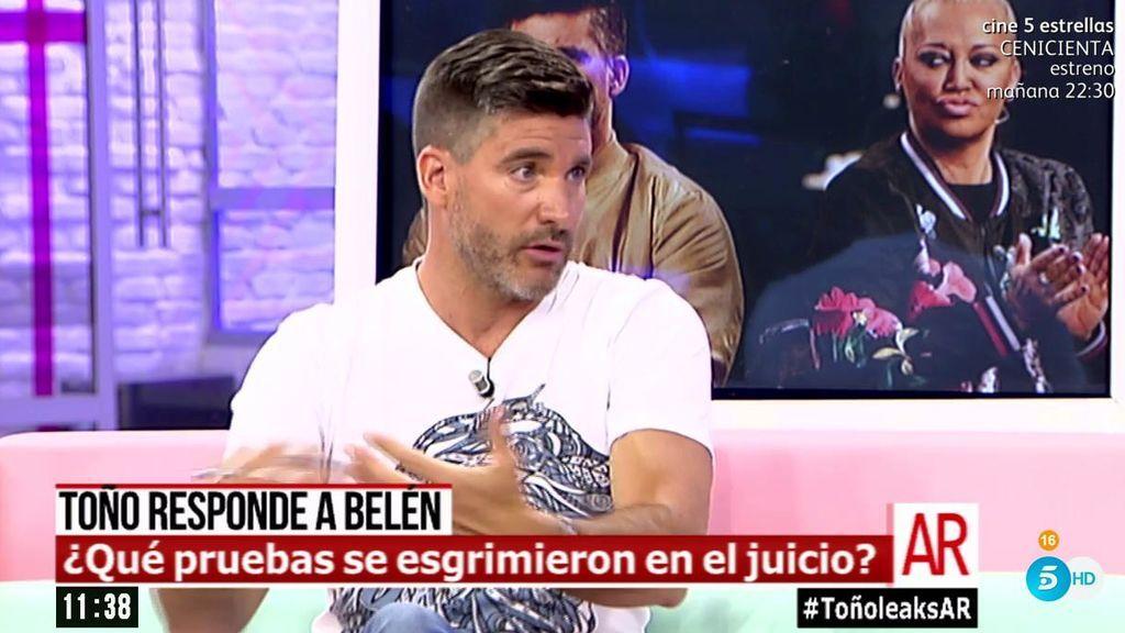 """Toño Sanchís, de Belén Esteban: """"Van a saco, ella y su productora"""""""