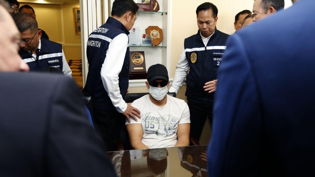 La Policia tailandesa detiene a un sicario ruso en Bangkok