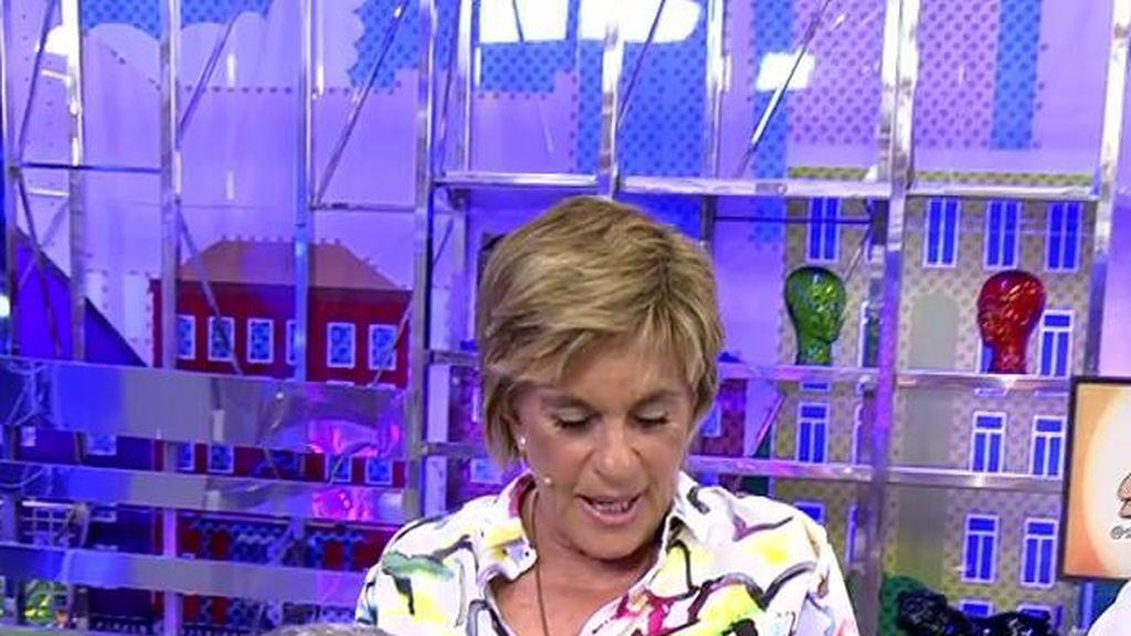 """Chelo Gª Cortés: """"Garó asegura que la policía ha ido a su casa para cuidarle de los improperios que recibe"""""""