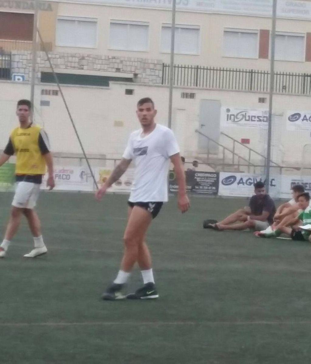 Theo sigue en Málaga