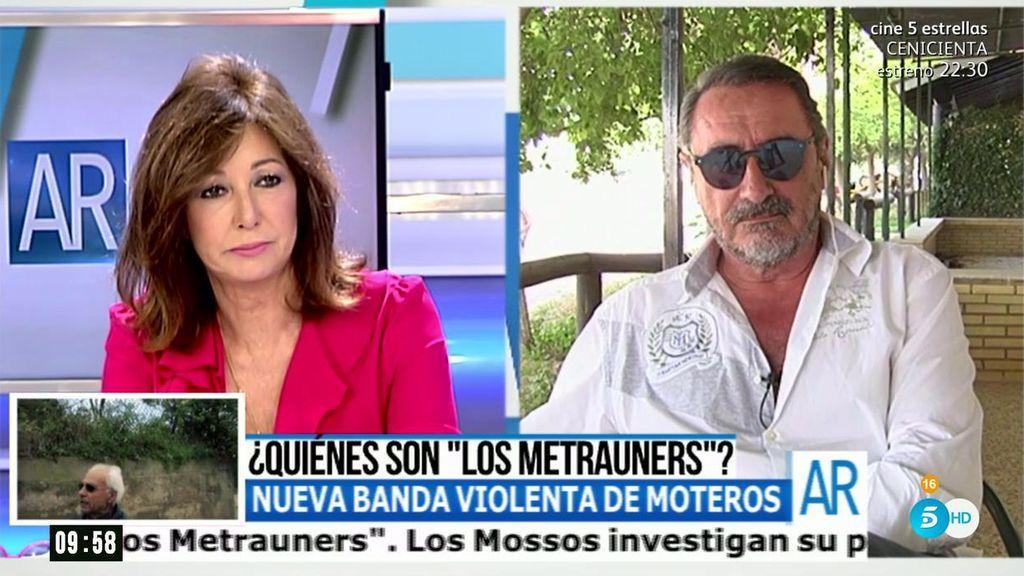 """Carlos Herrera, de la dimisión de Moix: """"Lo que es legal es moral, y lo demás son juicios indecentes"""""""