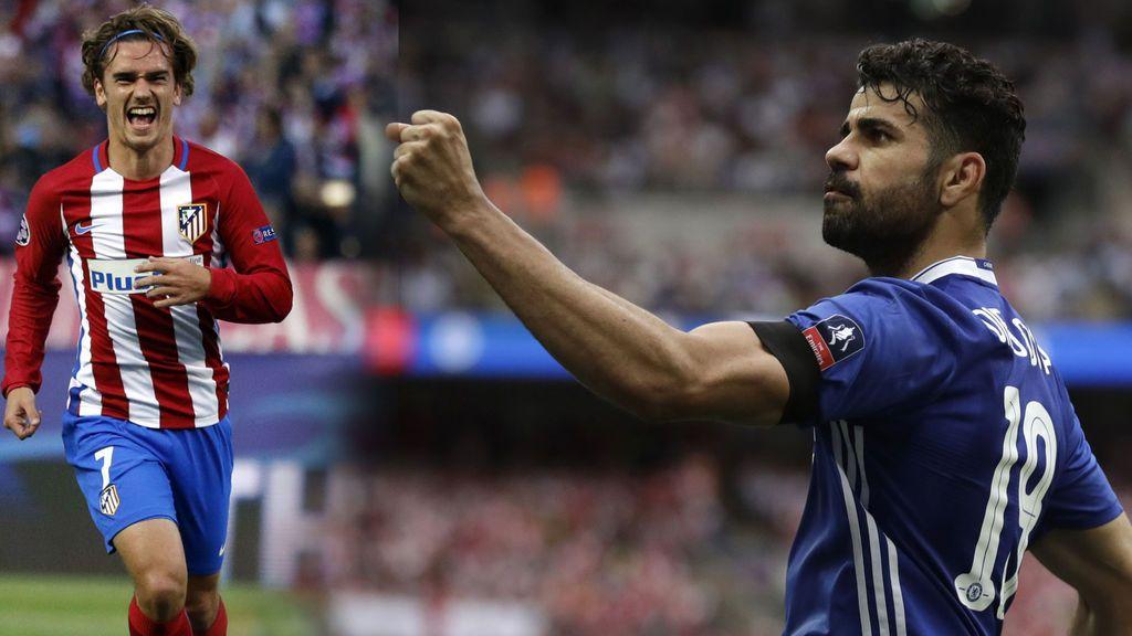 A Diego Costa le gusta que Griezmann se quede en el Atletico ¡Y tenemos la prueba!