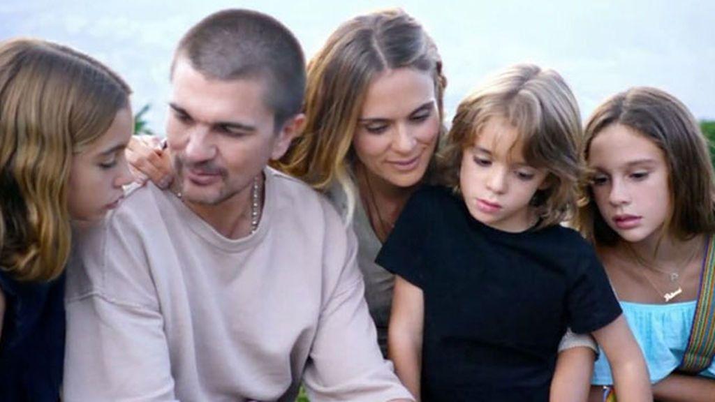 A Juanes le ha salido un serio competidor: ¡así canta su hijo Dante!