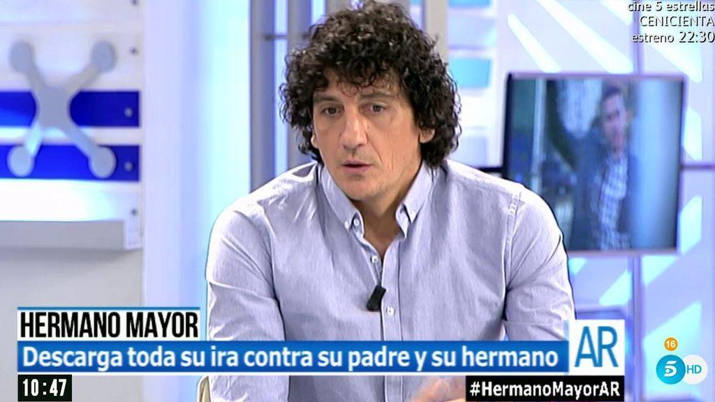 """Jero García: """"Es la primera vez que tenemos que distorsionar unas imágenes"""""""