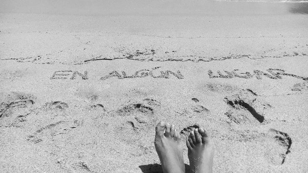 Lucas Casillas Carbonero cumple un añito y lo celebran en la playa