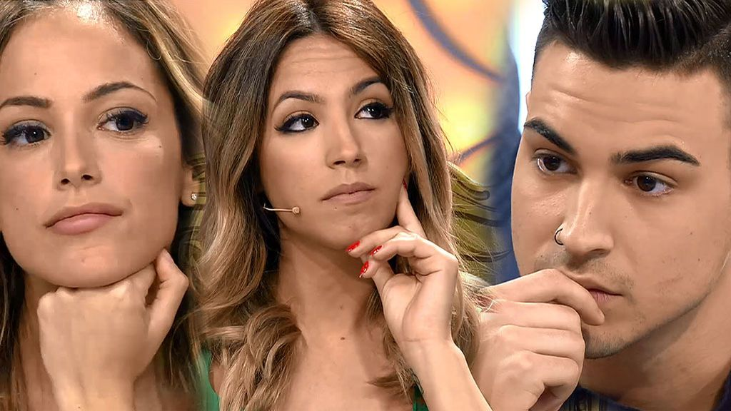 Melani quiere tener una cita con Iván y viceversa