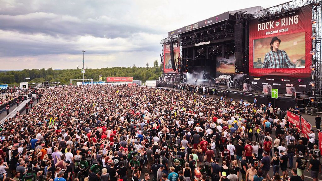 "Suspendido el festival 'Rock am Ring' en Alemania por una posible ""amenaza terrorista"""