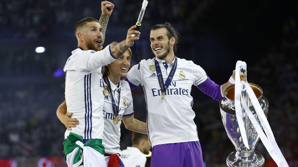 Las felicitaciones más especiales para el Real Madrid y su duodécima Champions