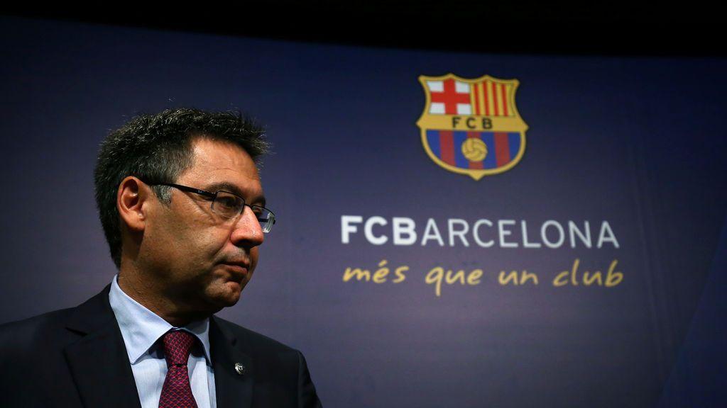 El FC Barcelona felicita al Real Madrid tras ganar su duodécima Champions League
