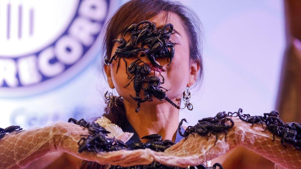 Reina tailandesa del Escorpión