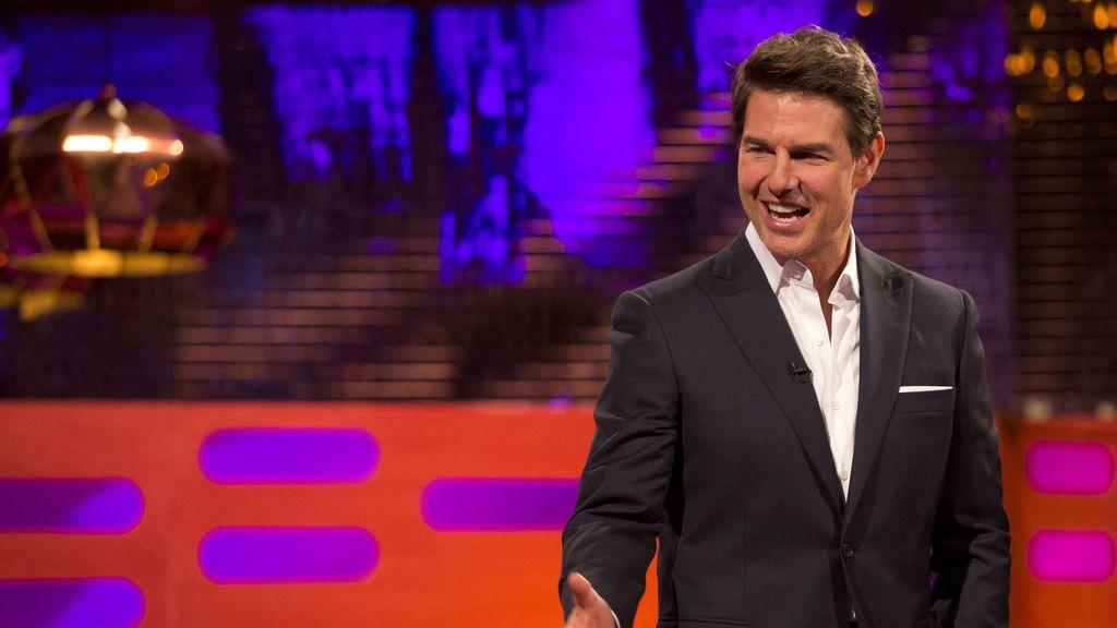 Tom Cruise revela el título de la secuela de 'Top Gun'