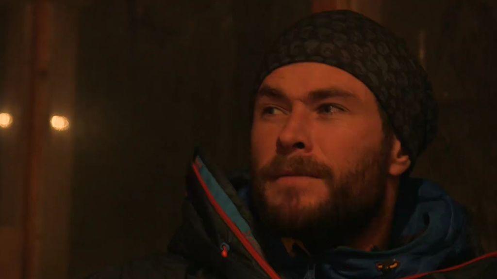 Chris Hemsworth, al borde del edema pulmonar por 'el mal de altura' en el Himalaya
