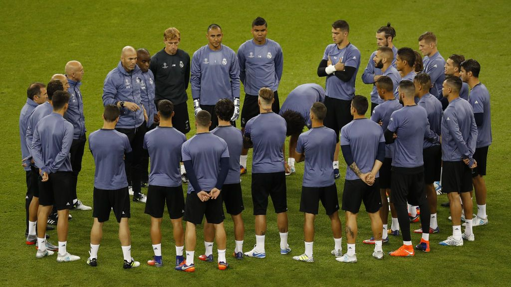 No hay sorpresa: Isco titular en la final de Champions frente al Real Madrid