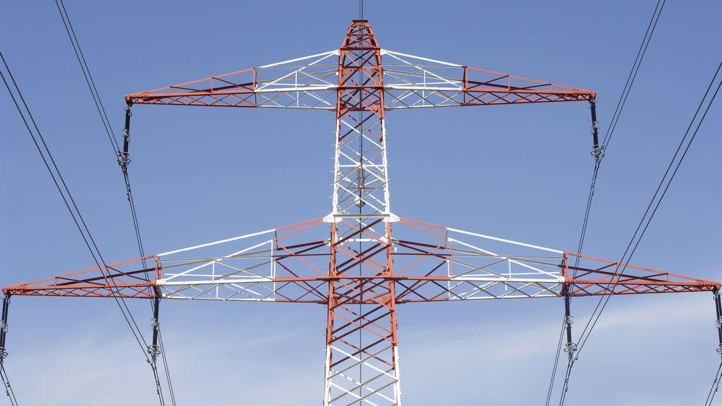Torre alta tensión