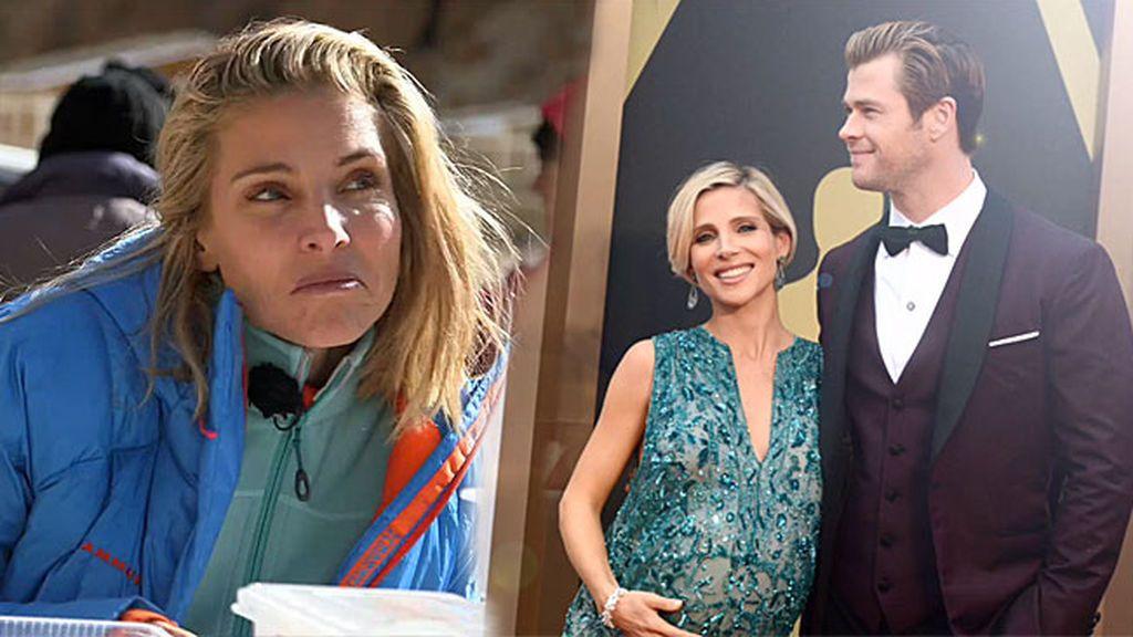 """Elsa Pataky habla claro sobre los Oscars: """"Tampoco son para tanto"""""""