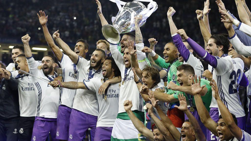 TEST: ¿Qué jugador del Real Madrid eres en las celebraciones?
