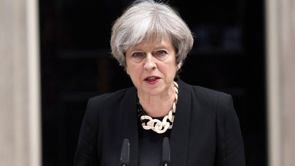 """Theresa  May; """"Hay demasiada tolerancia con el extremismo en nuestro país"""""""