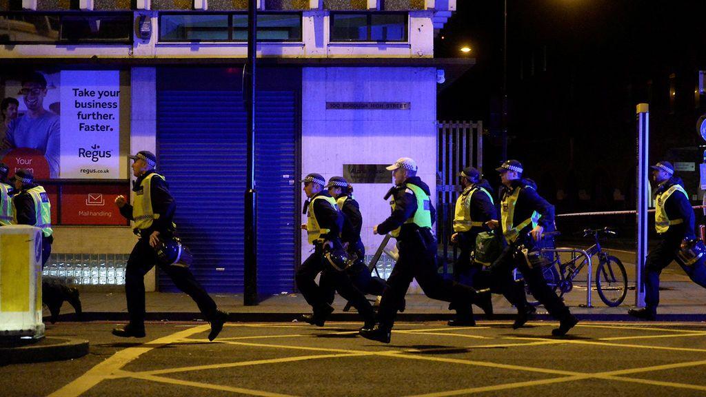 Ataque en Londres: Varios muertos en varios ataques simultáneos