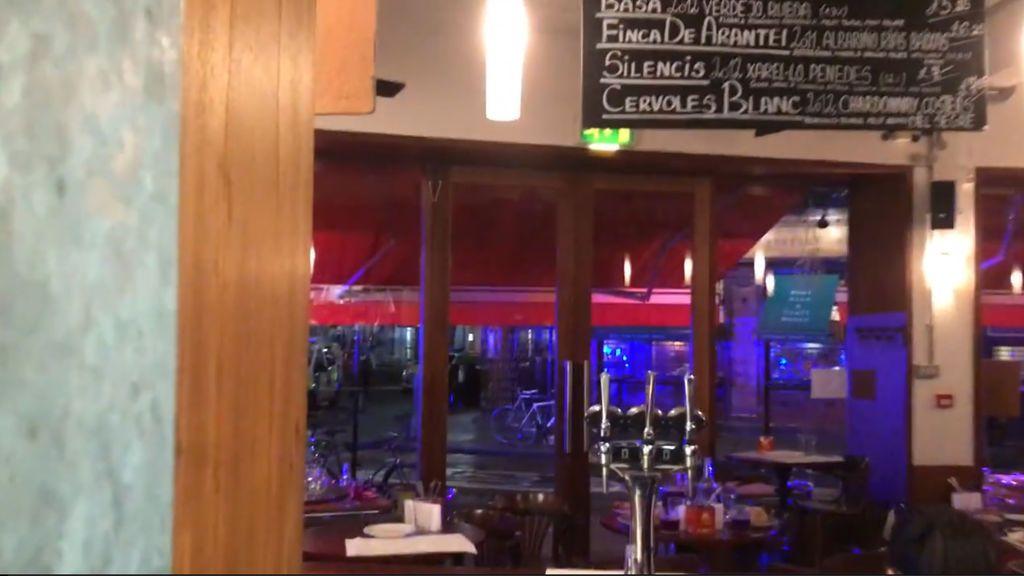 Así se vivió el terror en uno de los bares del mercado atacado en Londres