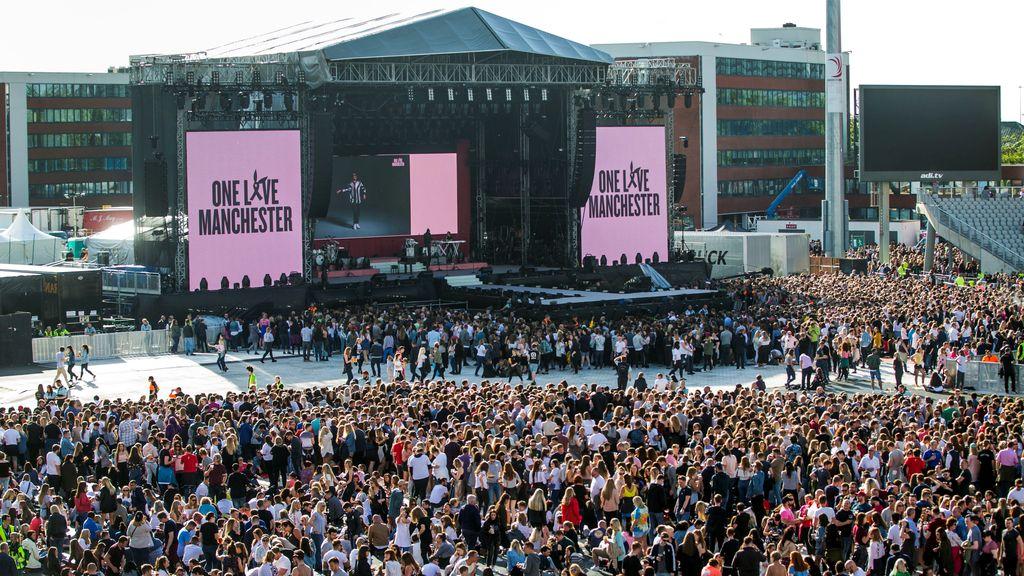 'One Love Manchester': el concierto que guarda tributo a las victimas