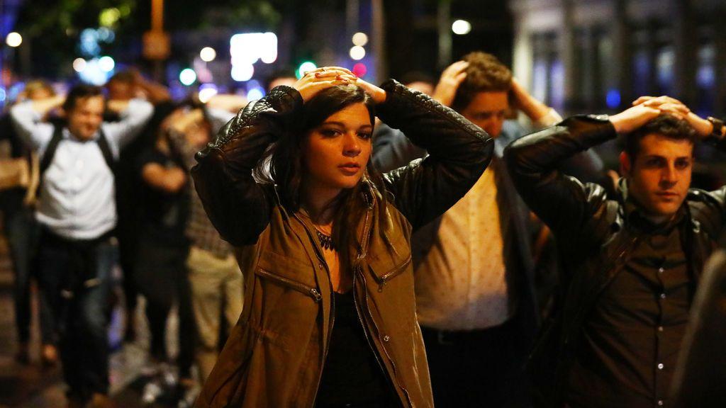 Noche de terror en Londres: siete muertos en un ataque terrorista