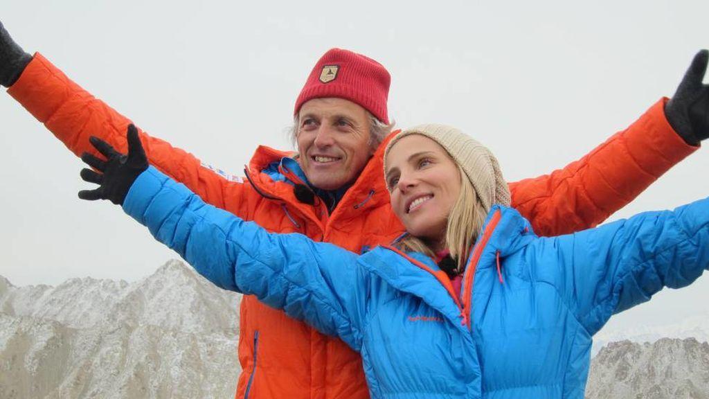Elsa Pataky corona el Himalaya a pesar de los mareos y incidente de Chris Hemsworth