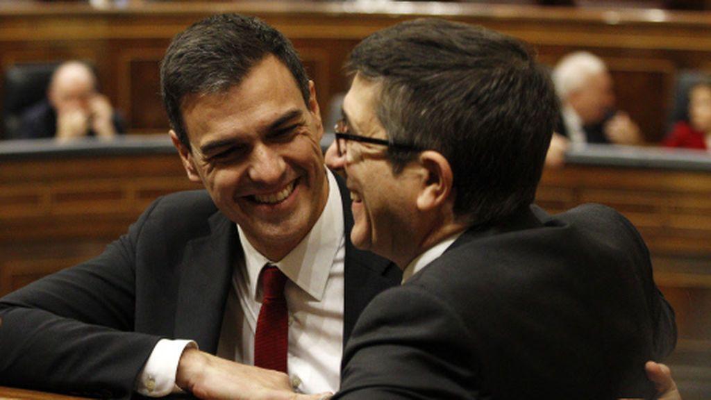 Pedro Sánchez ofrece a Patxi López un puesto en la Ejecutiva Federal