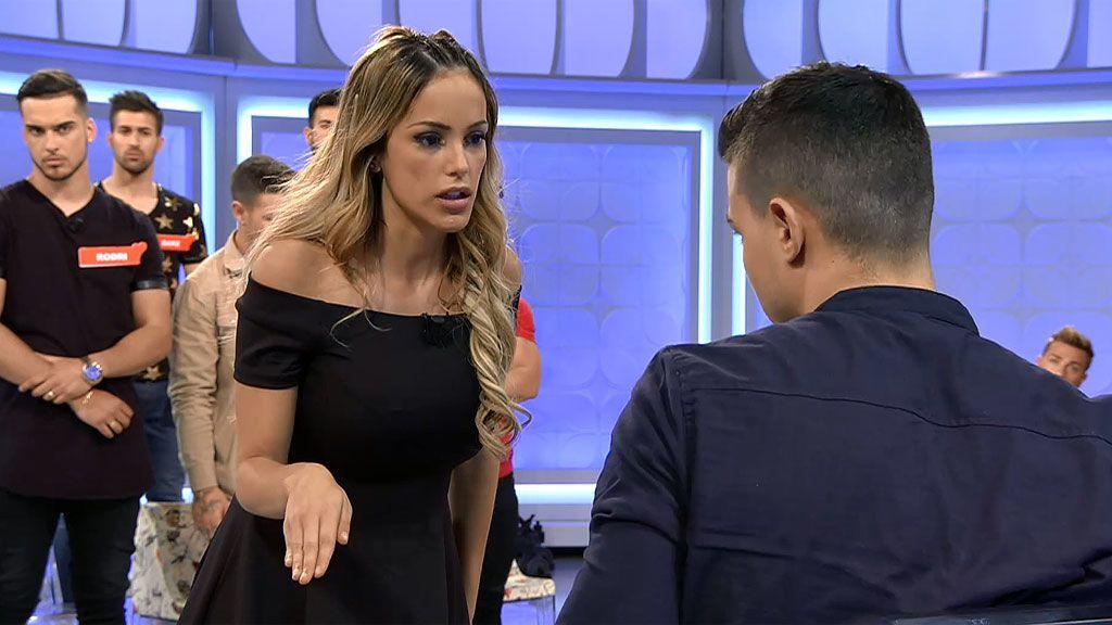 """Marta, a Iván: """"Soy mujer, me quiero, me valoro y valgo más que tú porque sé lo que quiero"""""""