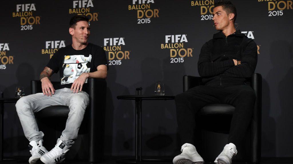 El épico trolleo de Cristiano a Messi en Instagram: ¿quién se merece más el balón de oro?